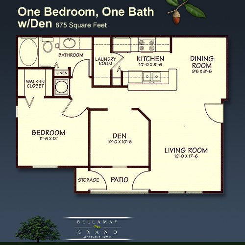 unique floorplans are available at bellamay grand