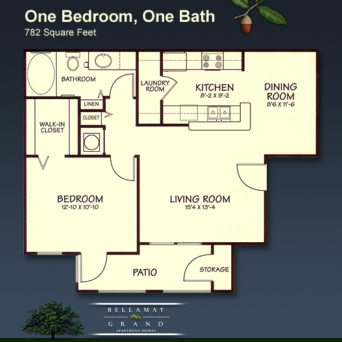 Unique Floorplans Are Available at Bellamay Grand Apartment Homes ...